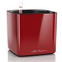 13522 CUBE Glossy 16 scarlet rot highgloss